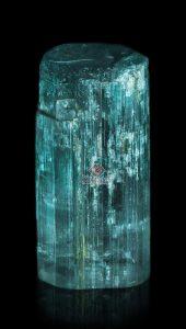 Trụ đá Aquamarine