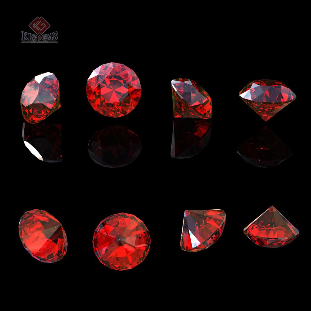 Các kiểu cắt đá Garnet thông dụng