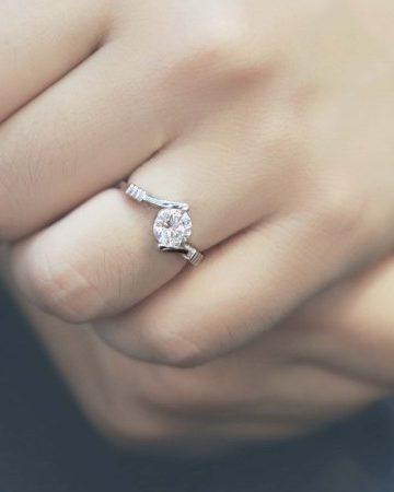nhẫn đẹp cho phụ nữ