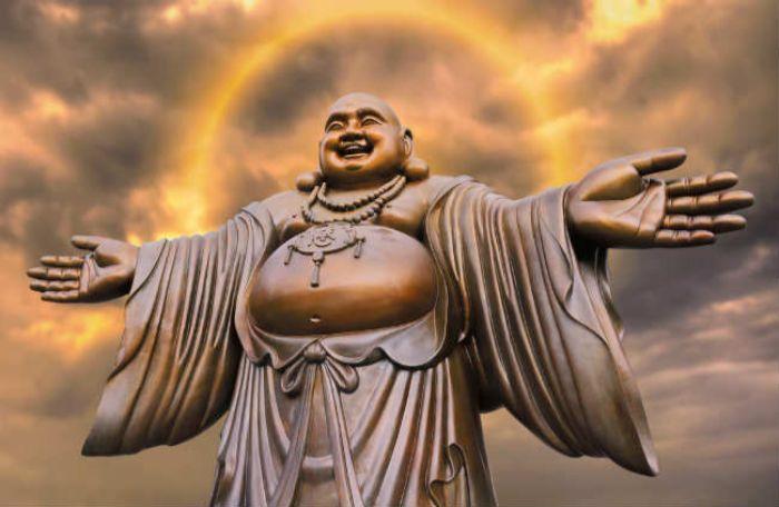Phật Di Lặc - Món đồ phong thủy mang lại may mắn và bình an